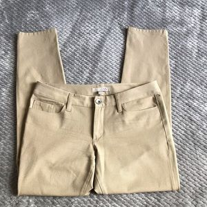 BANANA REPUBLIC Sloan Fit Ankle Pants Size 6